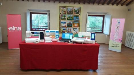 Due giorni all'insegna del cucito e della creatività con Veronica Ferrari e Laura Maurizi