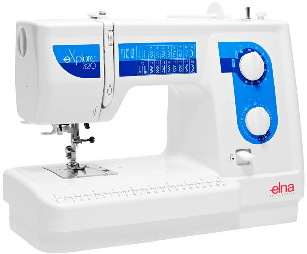 Elna eXplore 320-340