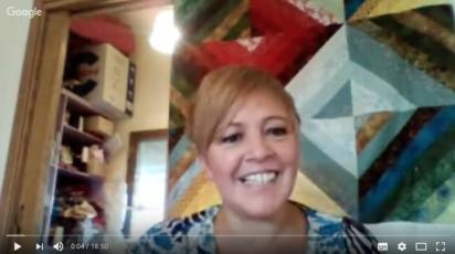 Conoscere i tessuti con Laura Francione