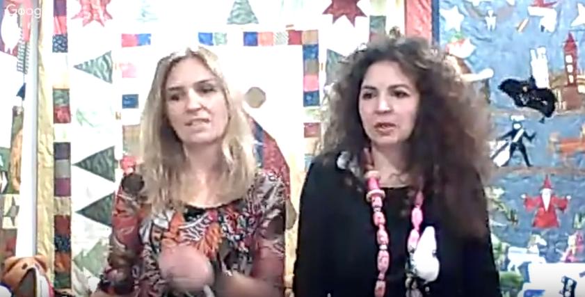 Trucchi e trucchetti ppupazzi perfetti con Ilaria Poli