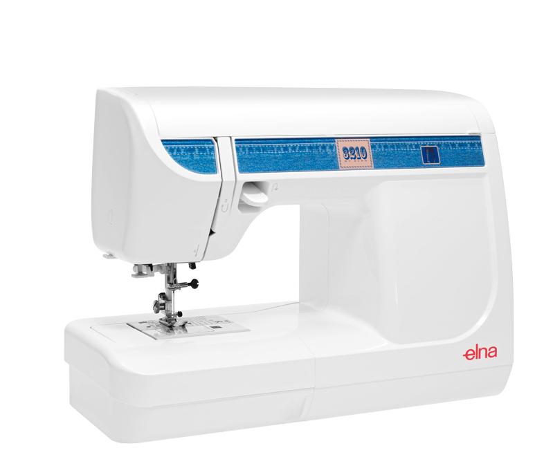 macchine per cucire elna 3210j necchi italianecchi