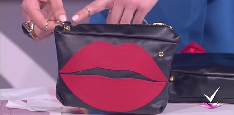 Mini bag al bacio